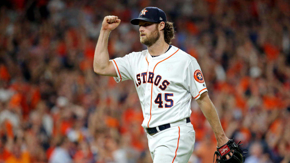 Yankees make Gerrit Cole record-breaking contract offer, per report
