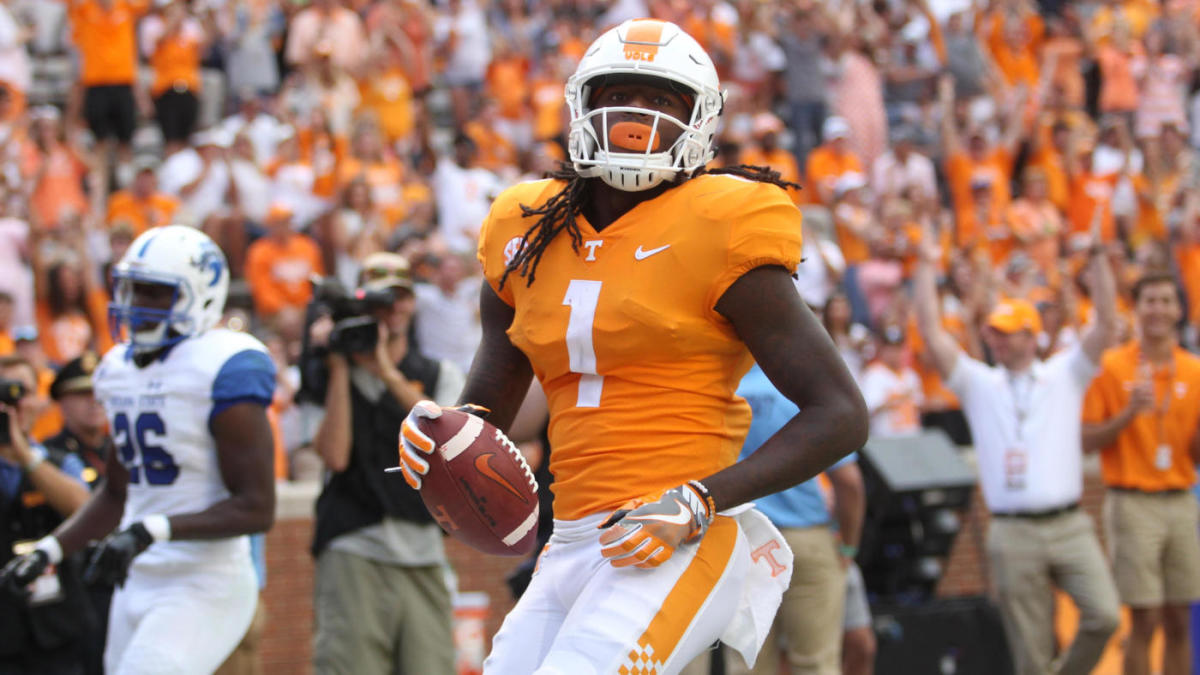 Tennessee vs. Mississippi State odds: 2019 Week 7 college football picks, predictions from advanced computer model