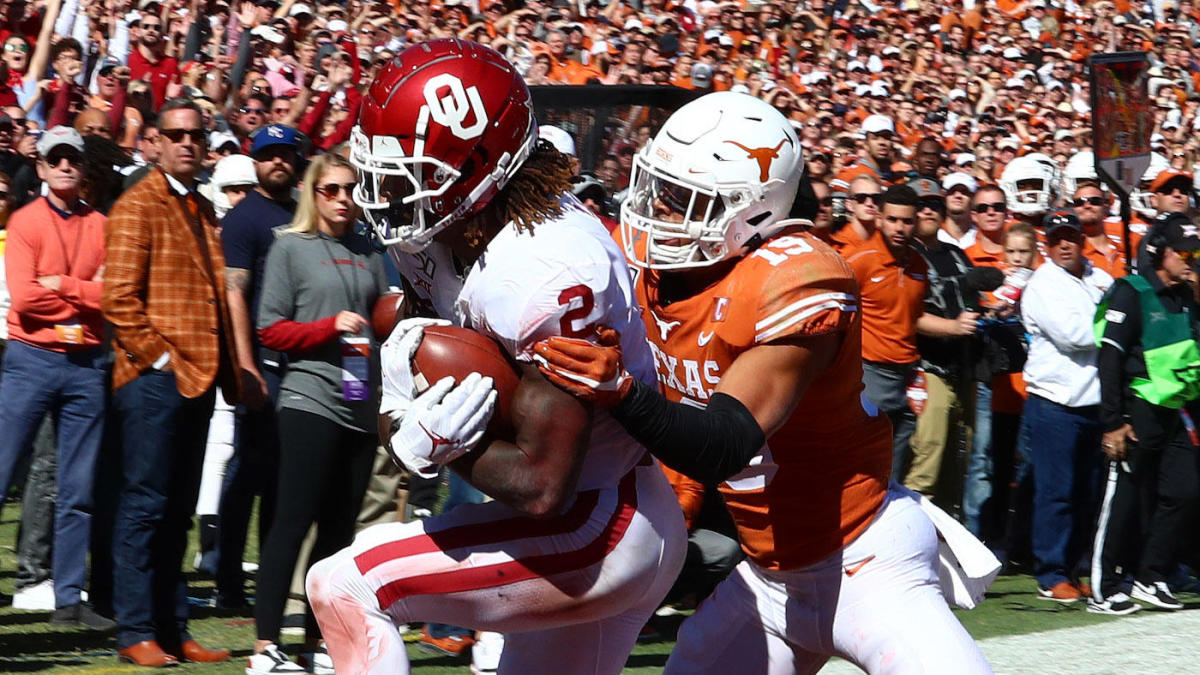 Texas, Oklahoma formally request SEC membership beginning in 2025 after announcing Big 12 departure - CBS Sports