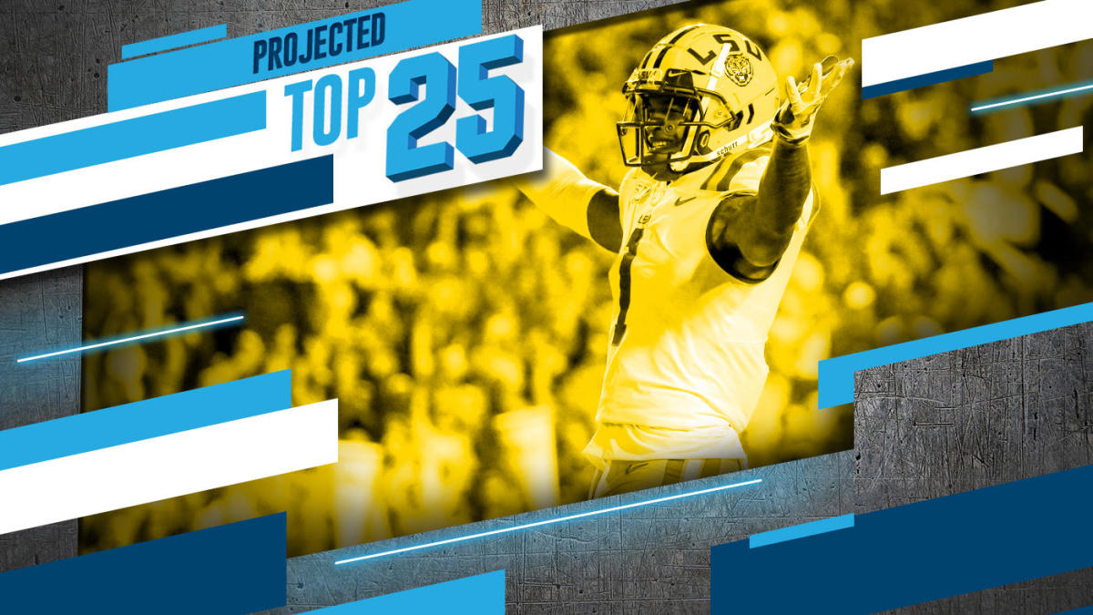 Tomorrow's Top 25 Today: Does LSU deserve No. 1 spot in the college football rankings?