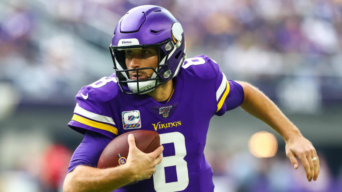Vikings At Lions Score Kirk Cousins Throws Four Tds As