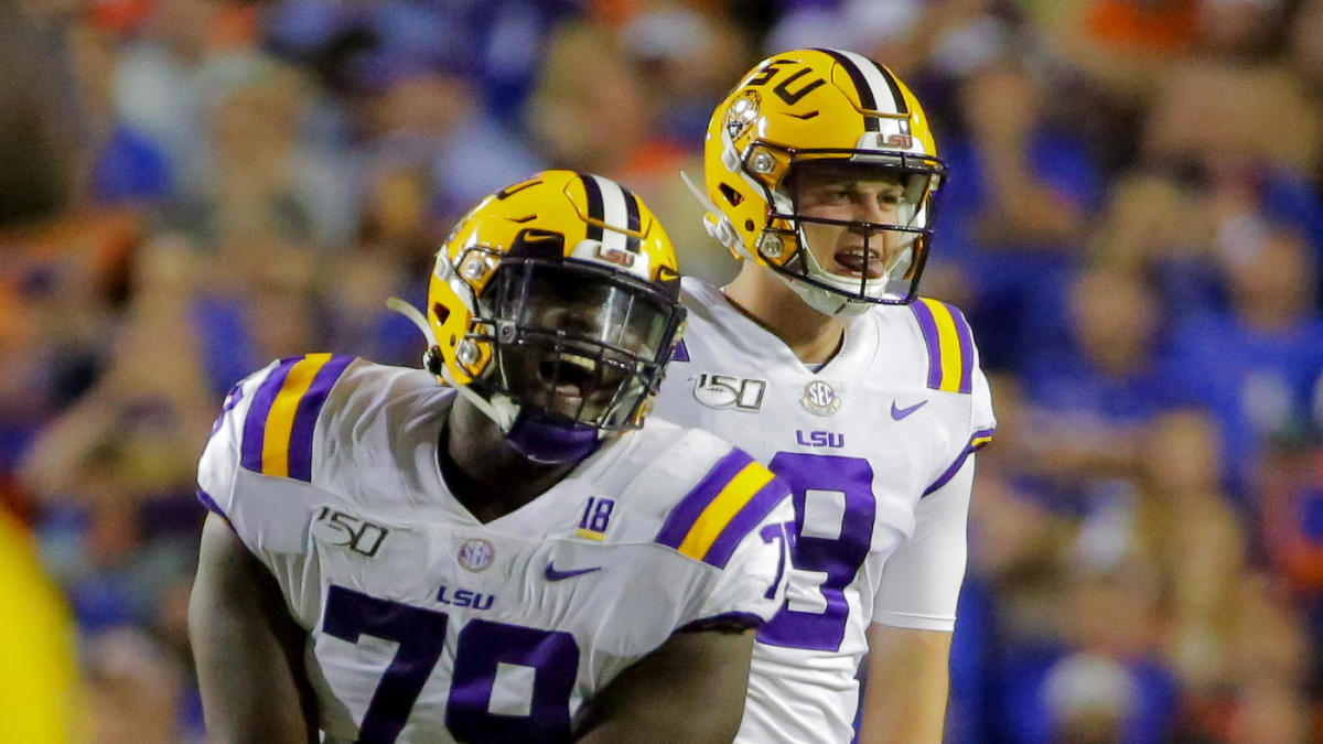 College football games, schedule for Week 8: LSU vs. Mississippi State chosen for SEC on CBS