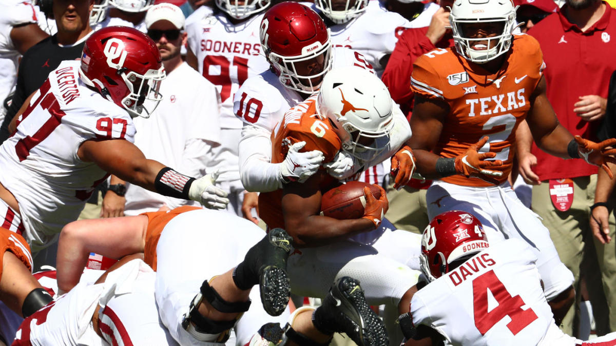 Oklahoma's defense finally matches its offense with dominant showing vs. Texas in Red River Showdown