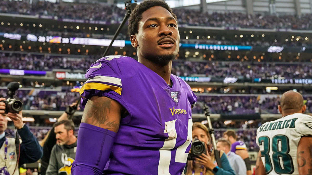 Stefon Diggs removes all Vikings photos from his Instagram account