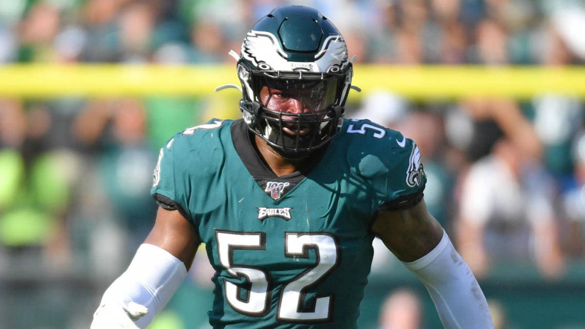 Eagles release Zach Brown, who's expected to draw interest; here are four landing spots