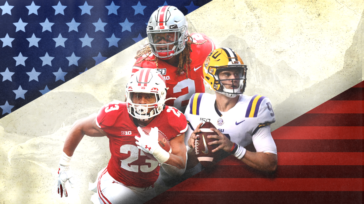 2019 CBS Sports Midseason All-America team: College football's best at the halfway point