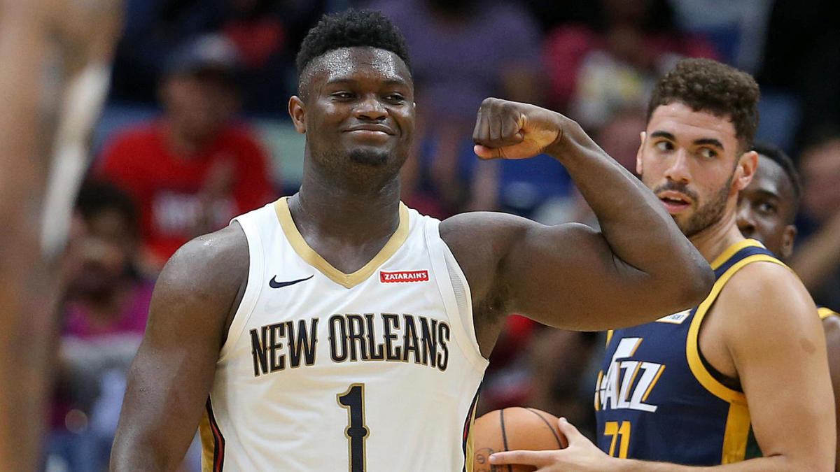 NBA preseason takeaways: Debut of Lakers' new star duo; Zion as advertised; Ben Simmons finally hits a 3