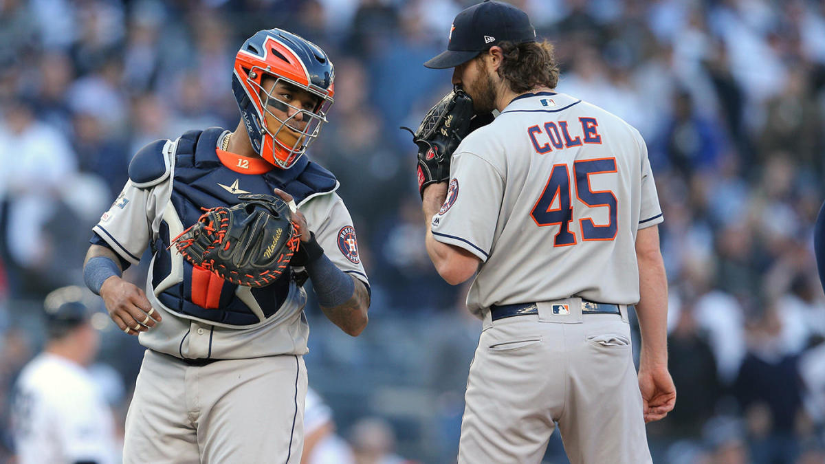 Yankees vs. Astros score: Gerrit Cole silences New York sluggers, gives Houston ALCS edge with Game 3 win