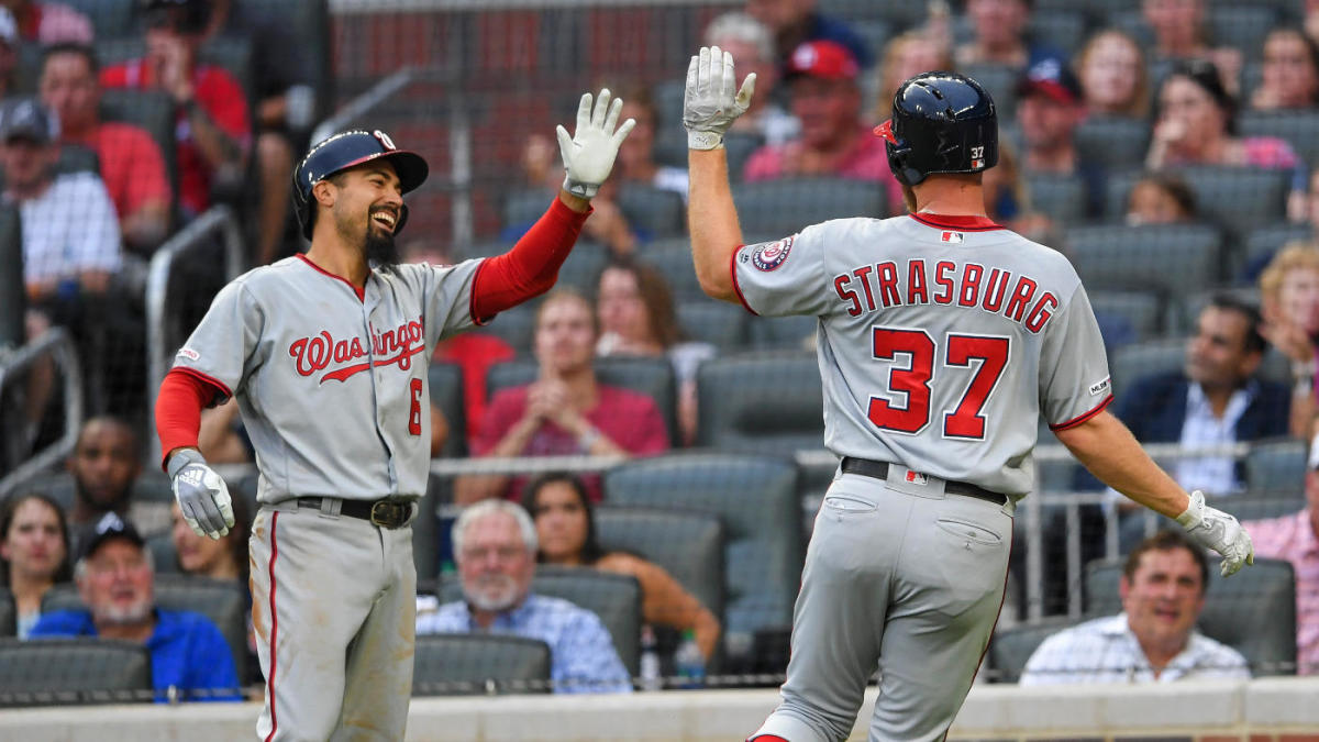 What the Stephen Strasburg signing means for Anthony Rendon and where he might play next season