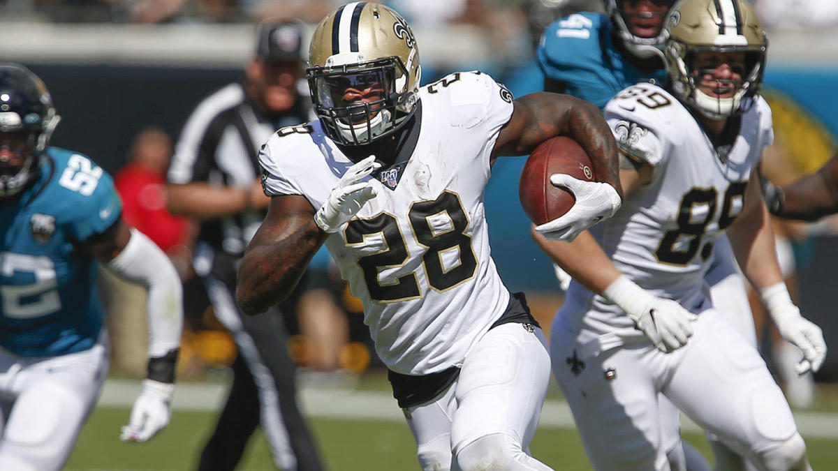 Fantasy Football Week 7 Running Back Preview: Replacement options for Alvin Kamara