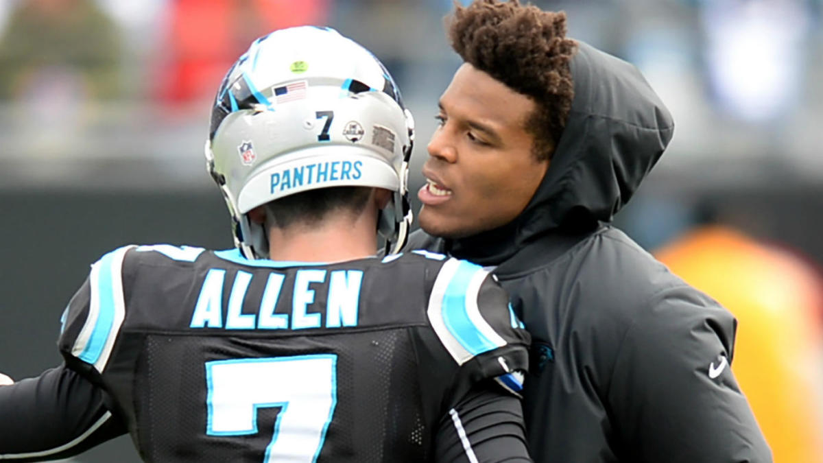 Agent's Take: Will Cam Newton or other injured QBs get 'Wally Pipped'? Here's who could lose starting job