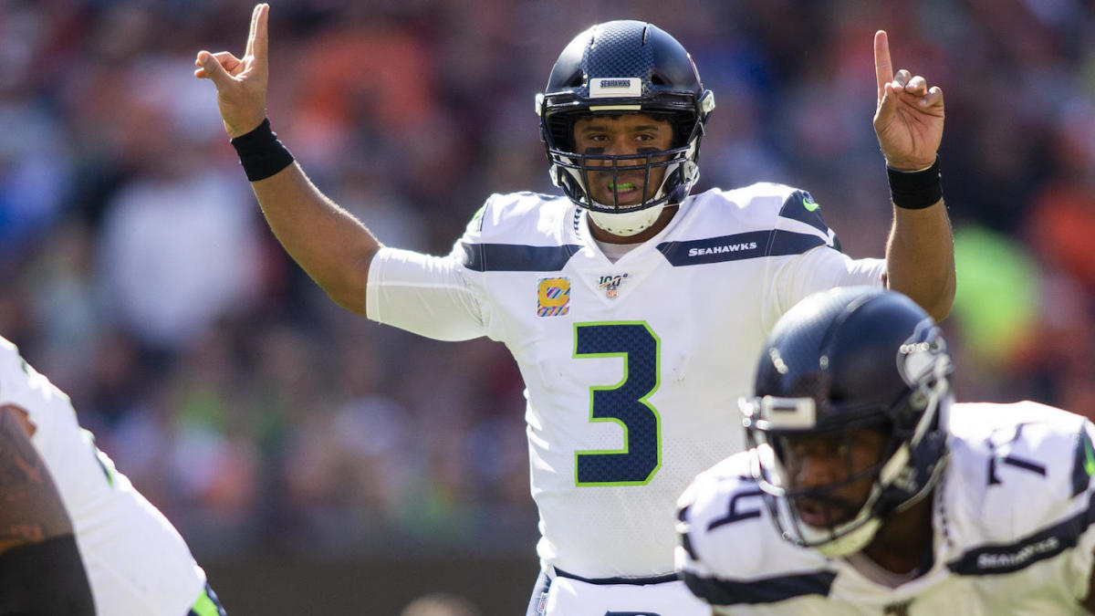 Who is Russell Wilson most similar to? Ravens defensive coordinator compares Seahawks star to Stephen Curry