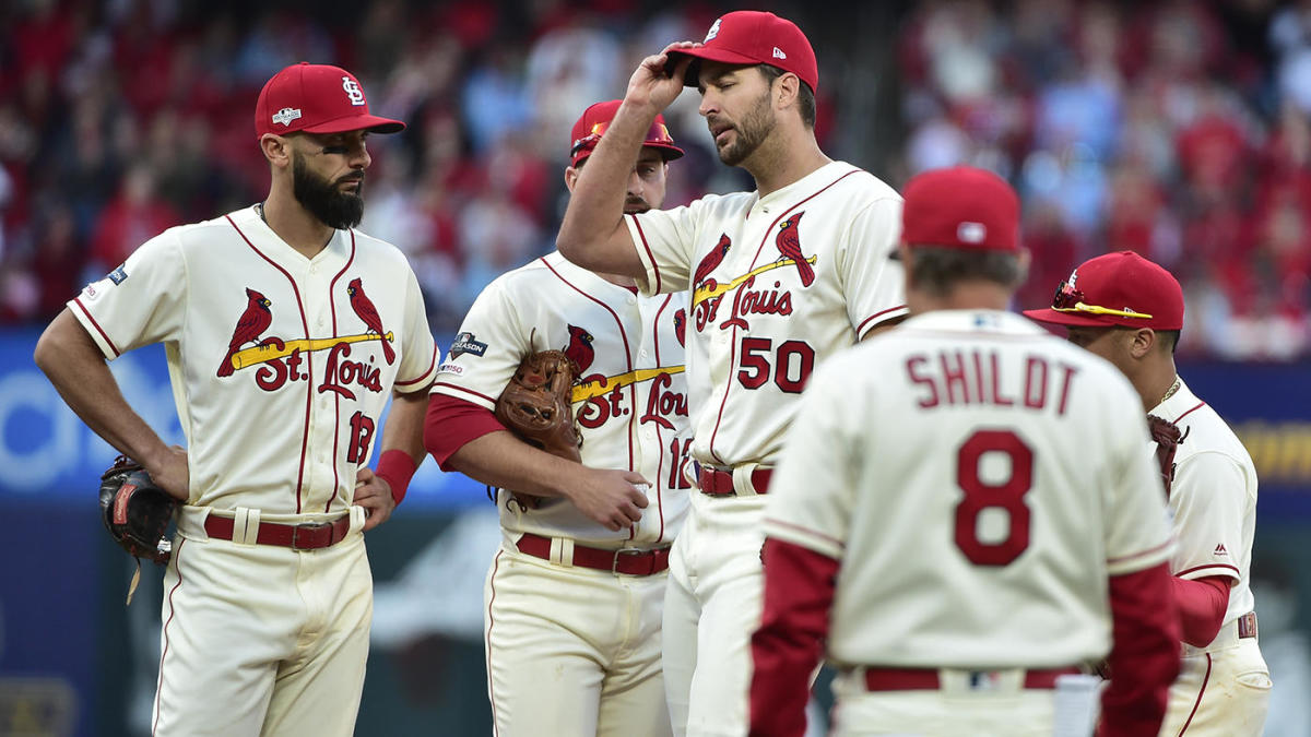 The Cardinals have huge decisions to make if they want to get younger and bolster the rotation for 2020