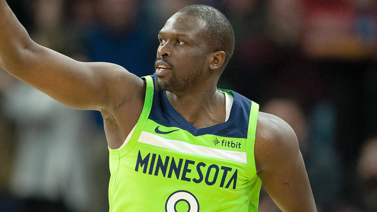 Longtime veteran Luol Deng retires after signing one-day contract with Chicago Bulls