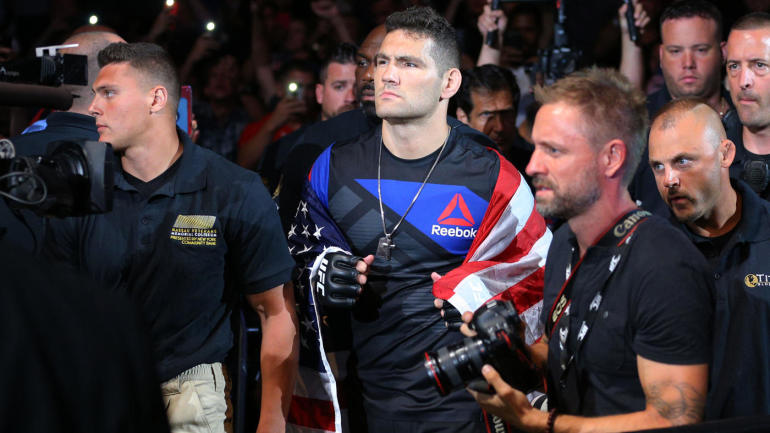 UFC on ESPN 6 start time -- Dominick Reyes vs. Chris Weidman: Live stream, predictions, fight card, odds