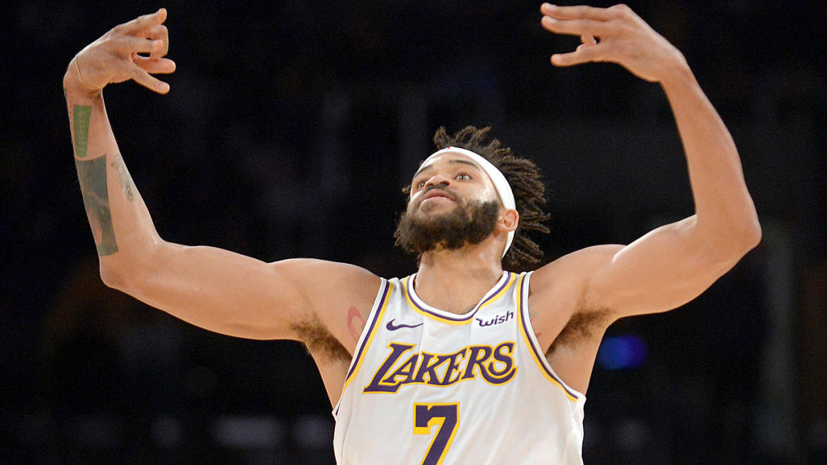 Lakers' JaVale McGee faking an injury to get a wide-open dunk is the best play of the NBA preseason