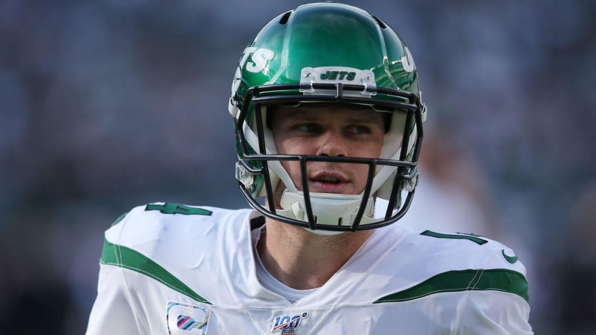 Jets Sam Darnold Says He Initially Thought His