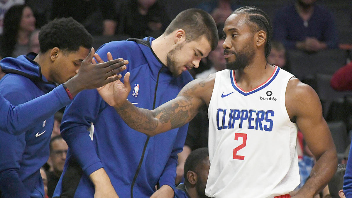 Lakers vs. Clippers score: Live updates, game stats, highlights, NBA coverage for opening night - CBSSports.com