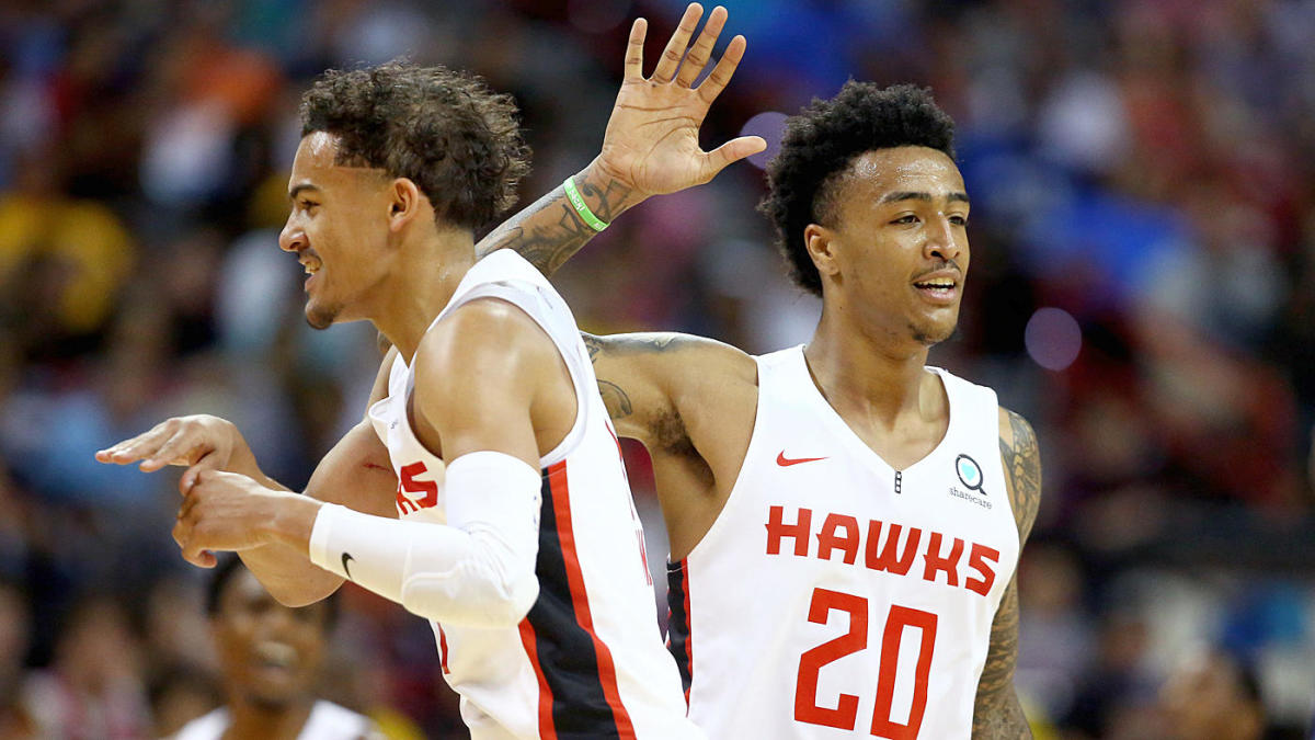If Trae Young and the Hawks come to fruition, could they actually become a player for Giannis Antetokounmpo?