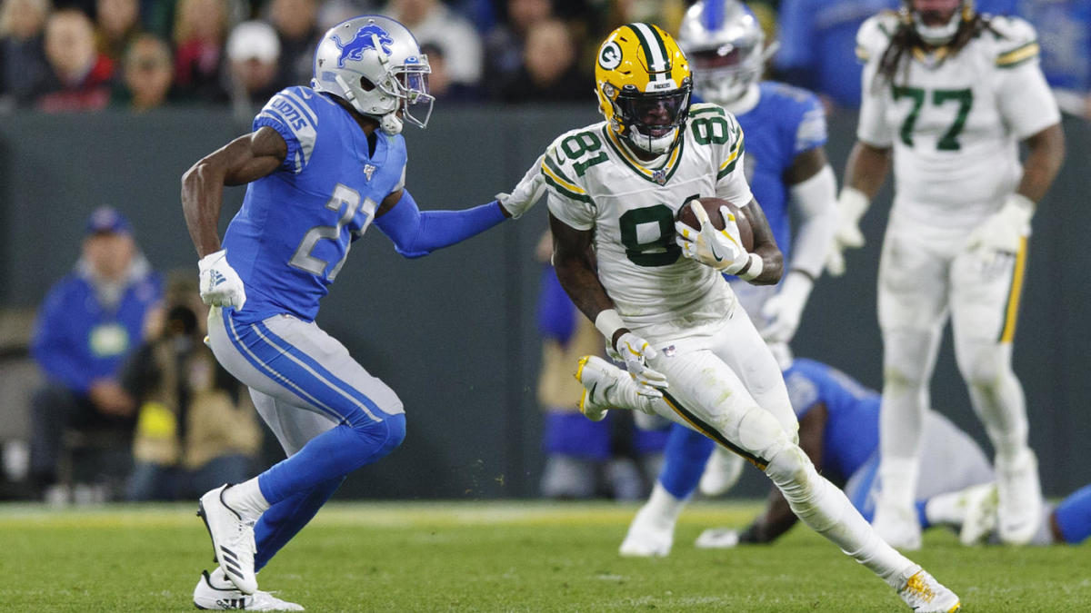 Packers coach on missing top three receivers at practice Thursday: 'It's a case by case basis'