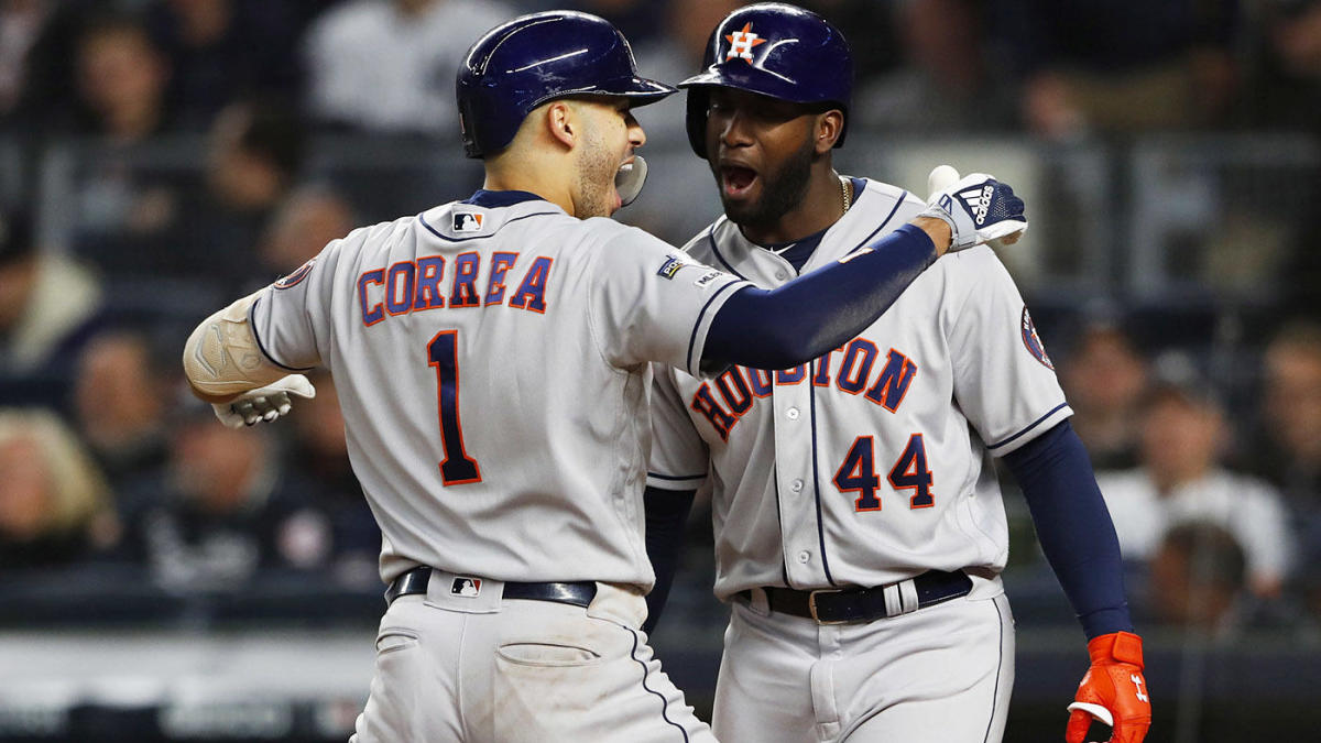 Today's Top Picks: Why Astros will close out Yankees in ALCS Game 5 plus college football best bets