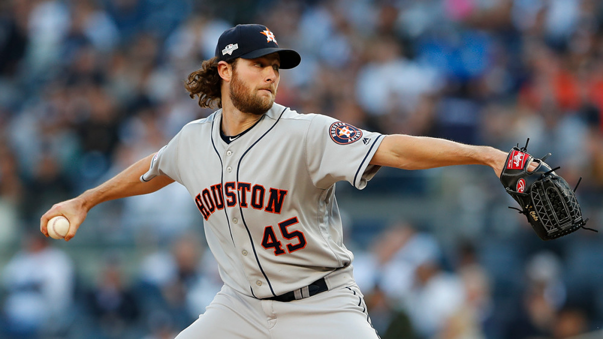 Yankees vs. Astros: AJ Hinch explains why he's holding Gerrit Cole for possible ALCS Game 7