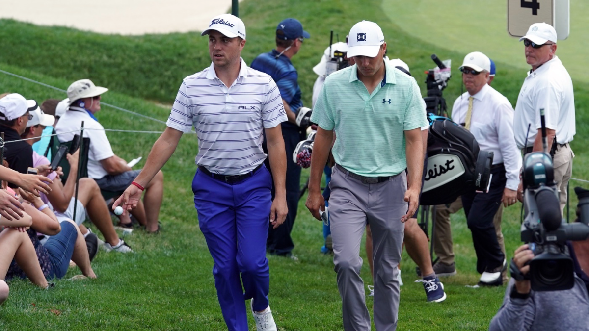 It's time to admit that Justin Thomas is a better golfer than Jordan Spieth