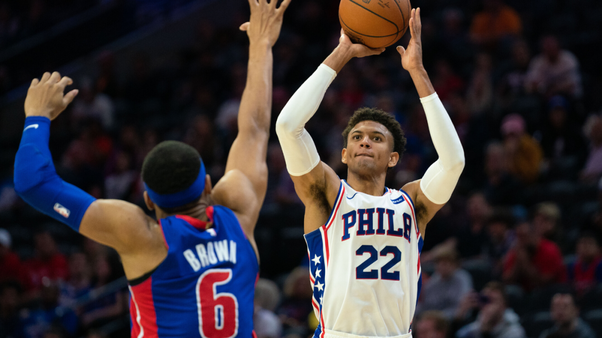 Sixers' Matisse Thybulle could play major role in Philadelphia's title hunt in 2019-20