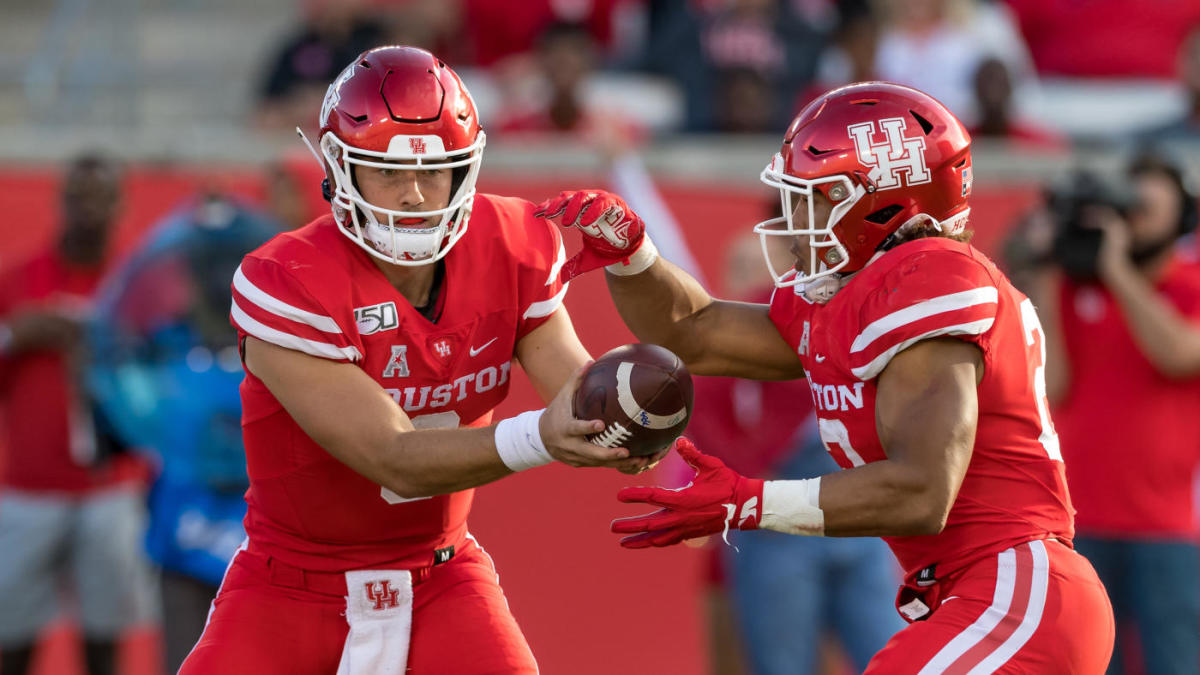 Houston vs. Connecticut odds: 2019 Week 8 college football picks, predictions from projection model