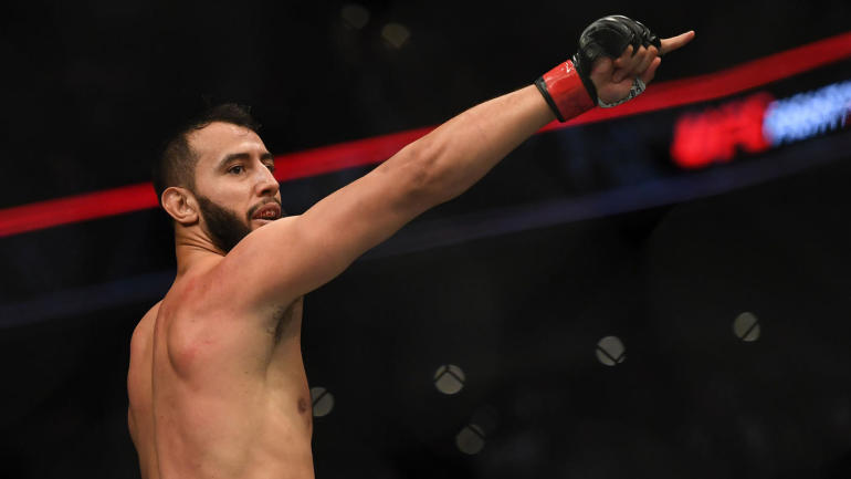 UFC on ESPN 6 results, highlights: Dominick Reyes easily handles Chris Weidman for TKO win