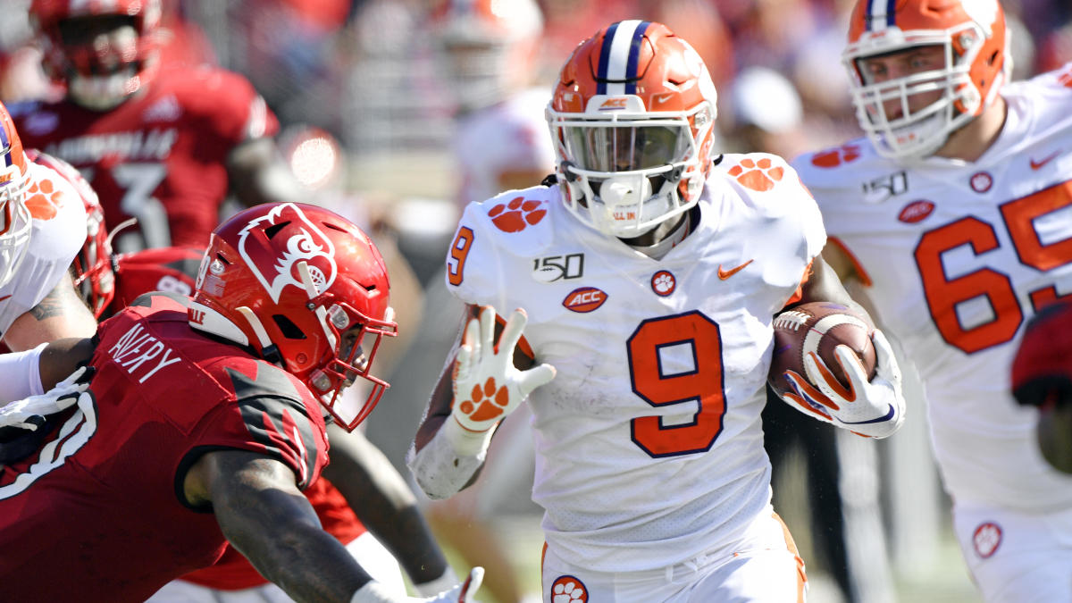 Clemson vs. Wake Forest: Live stream, watch online, TV channel, kickoff time, odds, line, pick, prediction