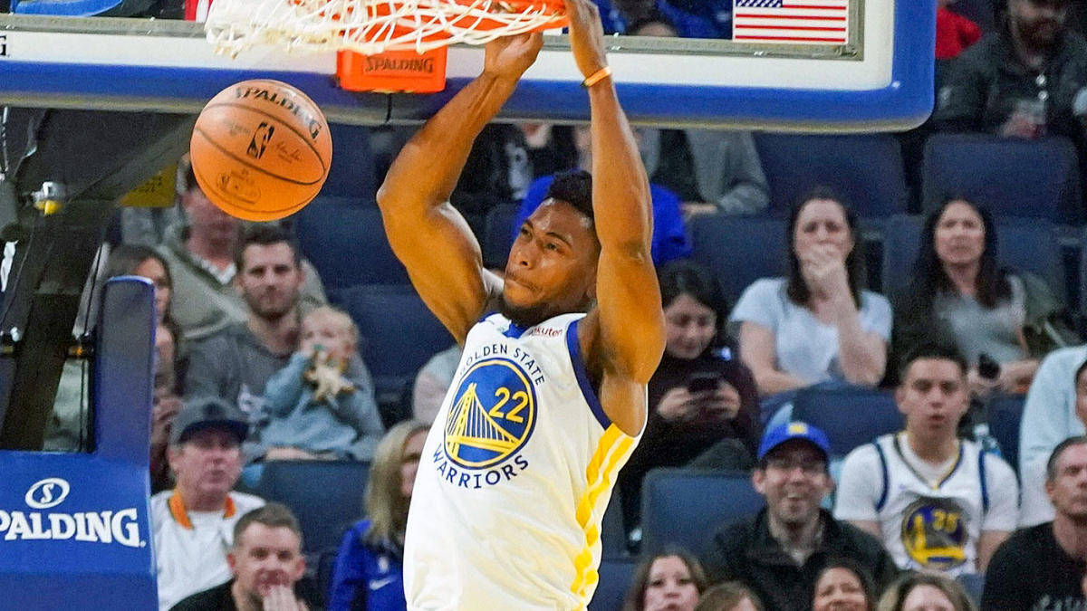 The Warriors have reportedly settled on a starting small forward, and it's Glenn Robinson III