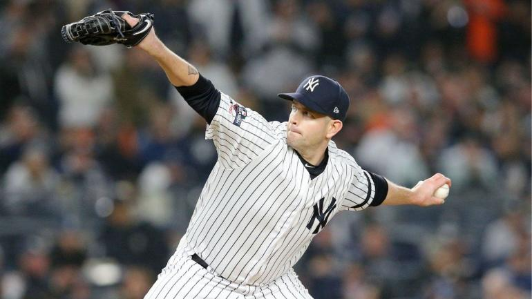 James Paxton New York Yankees