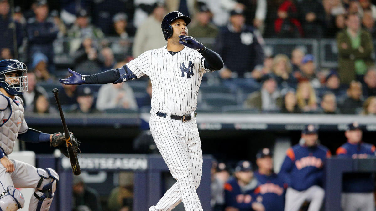 MLB playoffs: Yankees' Aaron Hicks, who wasn't supposed to play in the postseason, becomes Game 5 hero