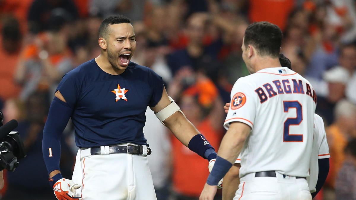 Astros vs. Nationals odds: Houston is the biggest World Series favorite since 2007