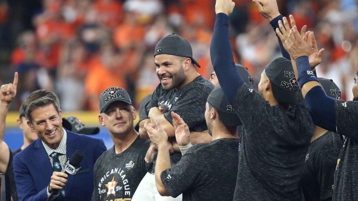 Astros vs. Yankees Game 6 takeaways: Jose Altuve in elite company; DJ LeMahieu's homer shouldn't be forgotten