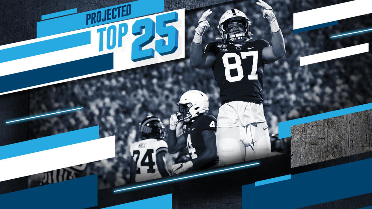 Tomorrow's Top 25 Today: How high will Penn State jump in new college football rankings?