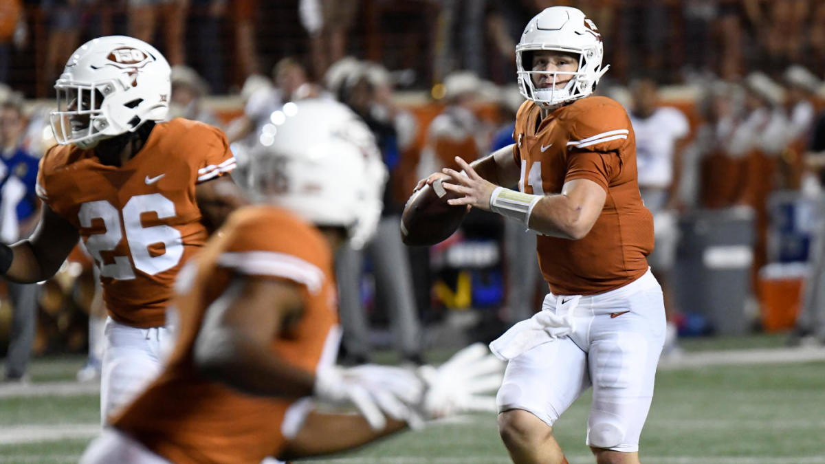 Texas football score: No. 15 Longhorns outlast upset-minded Kansas with game-winning field goal