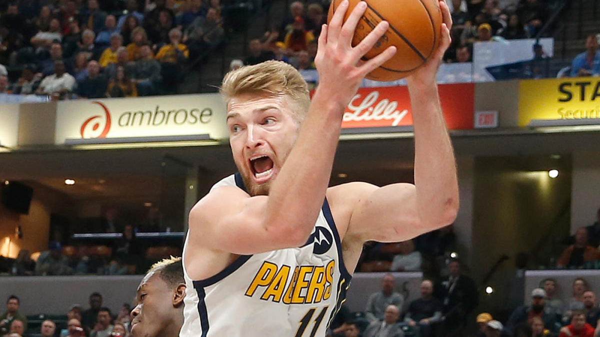 Domantas Sabonis comments on trade rumors: 'I know exactly how the Pacers feel about me now'