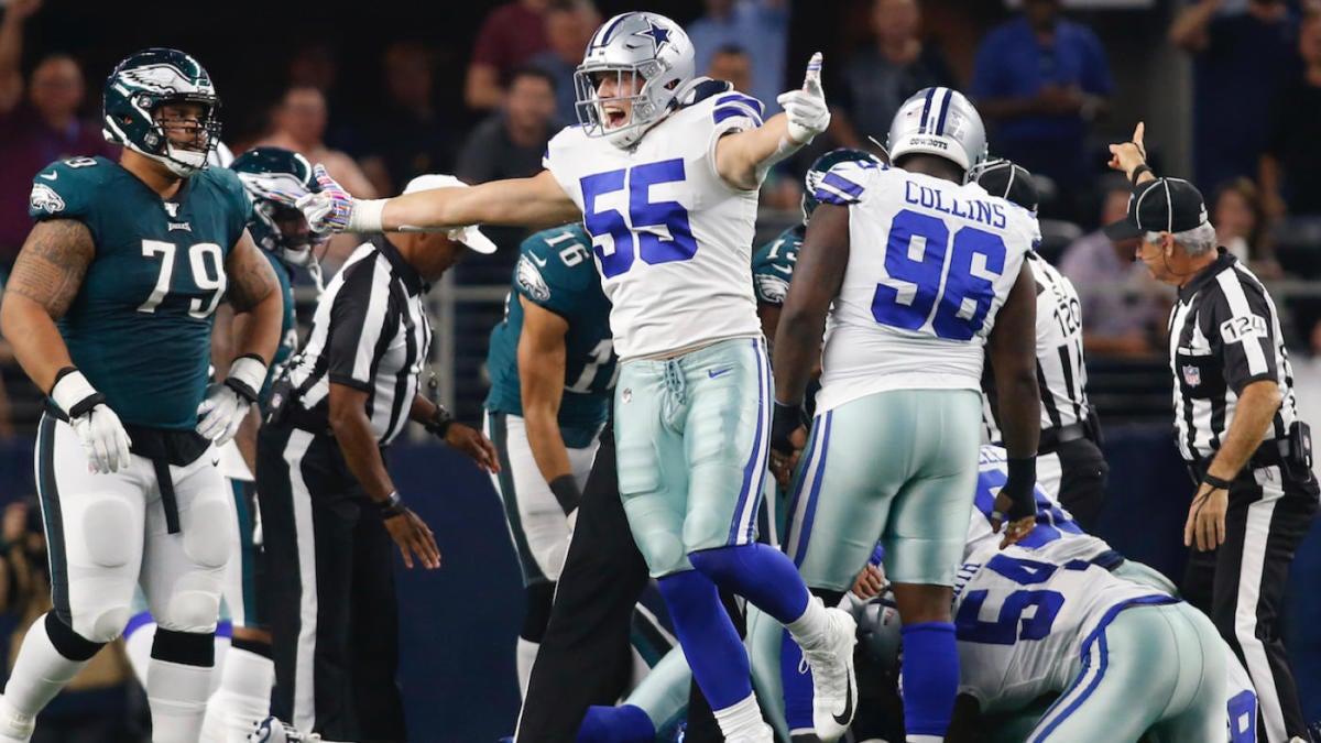 Cowboys Hc Jason Garrett On Leighton Vander Esch Injury We