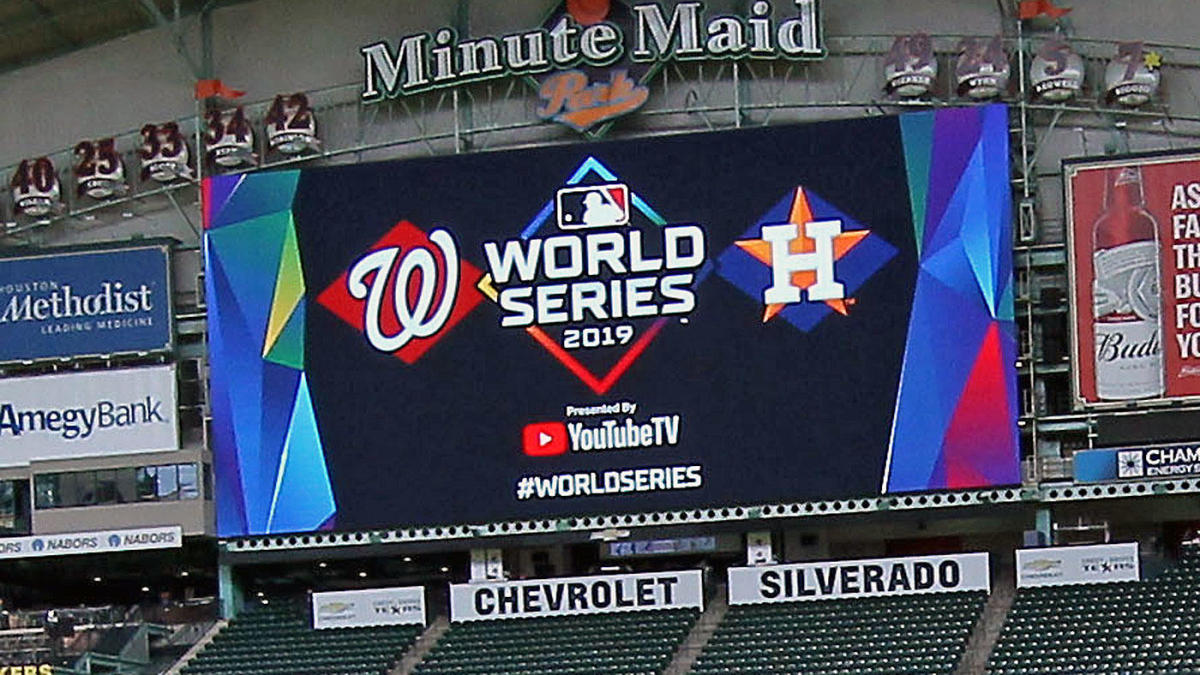 Astros Vs Nationals World Series Here Are 35 Fun Facts You Need