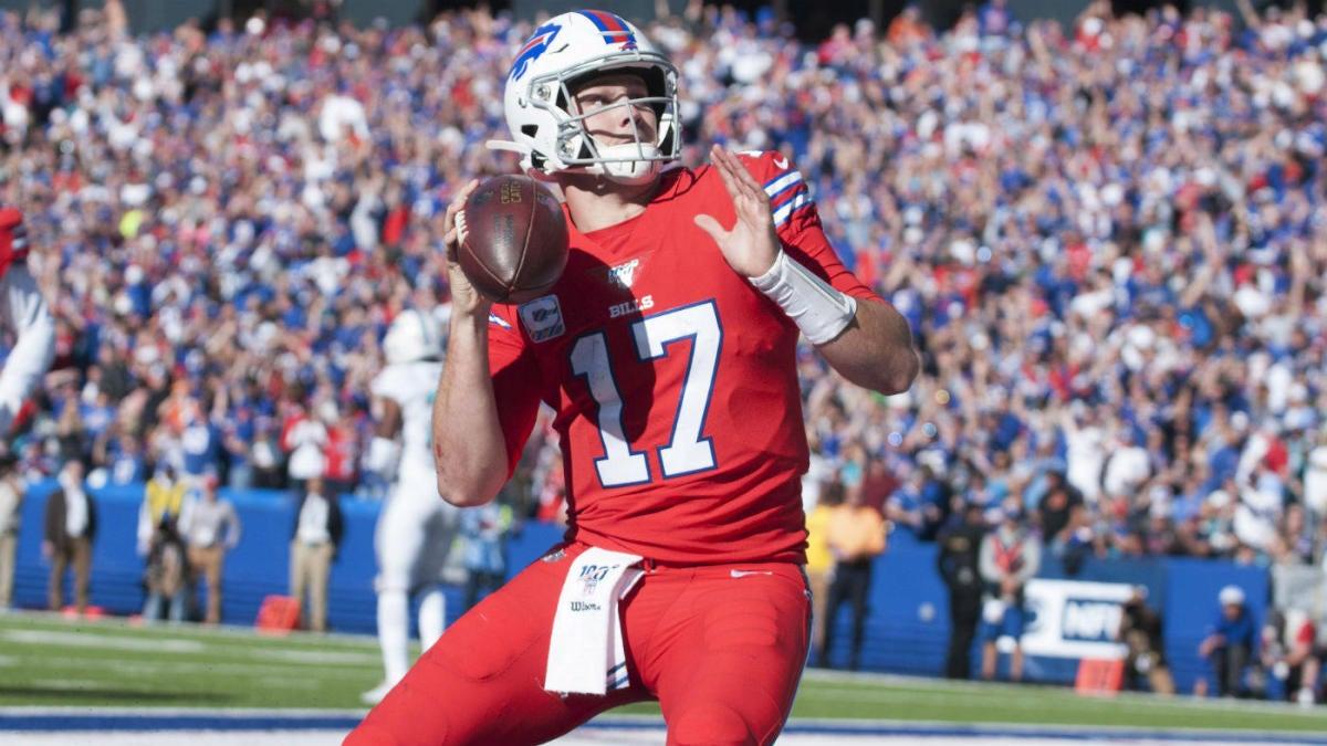 Bills' Josh Allen doesn't consider Ravens game 'huge,' has no tips on rushing for Lamar Jackson