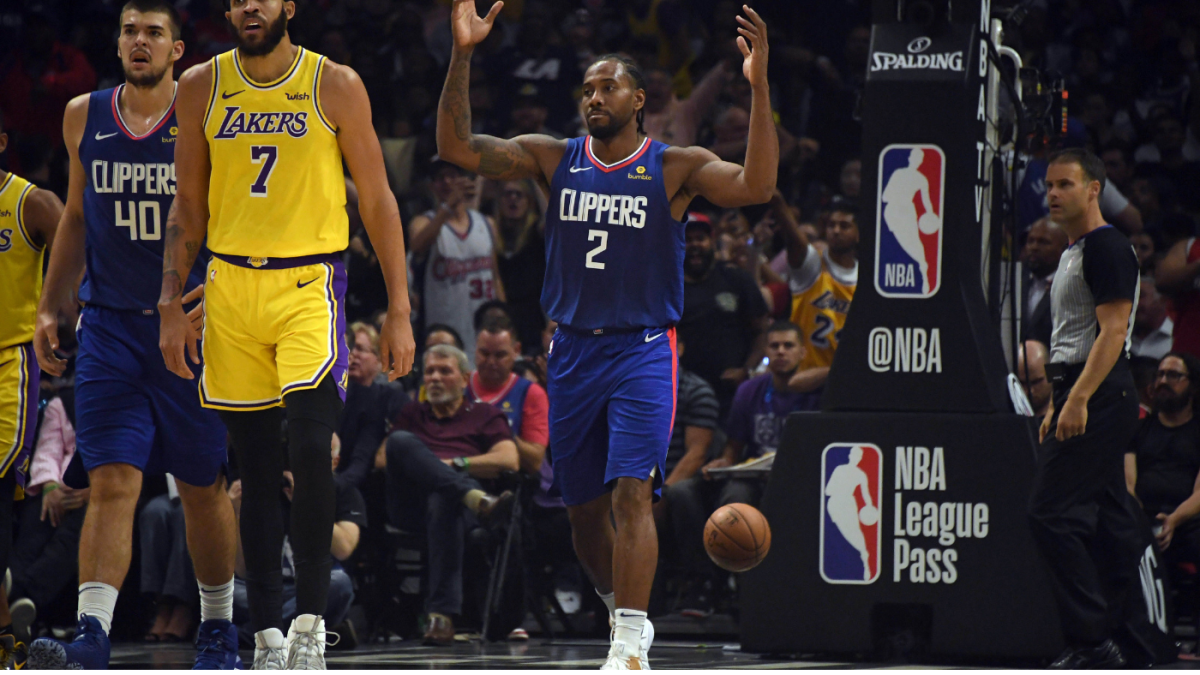 Lakers vs. Clippers score: Kawhi Leonard picks up where he left off to win battle of Los Angeles - CBSSports.com