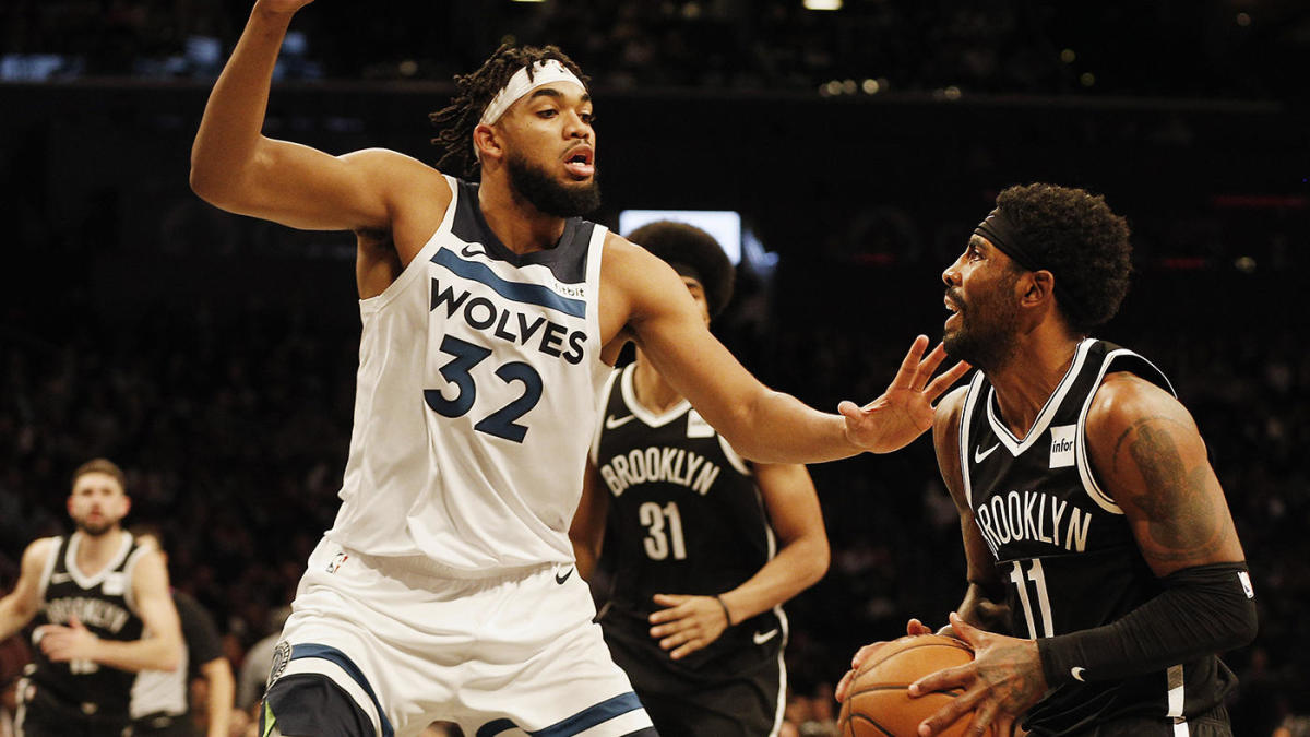Karl Anthony Towns Is Here To Dominate And The Wolves New System