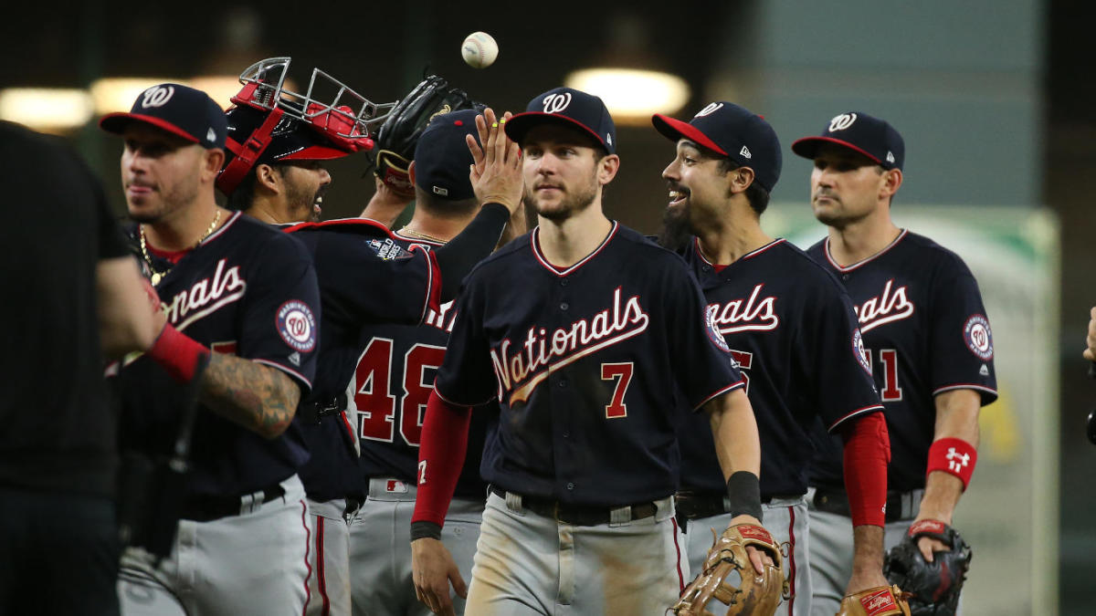 Astros vs. Nationals: MLB World Series Game 3 live stream, watch online, TV channel, odds, prediction, pick
