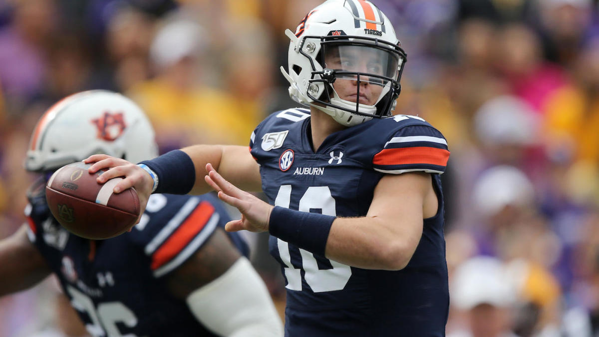 College football scores NCAA top 25 rankings schedule games today: Auburn Florida kick off SEC action – CBSSports.com