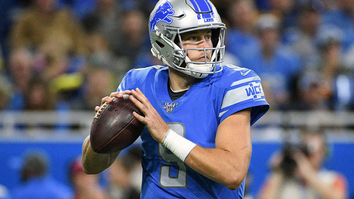 Lions' Matt Patricia squashes the Matthew Stafford trade rumor ...