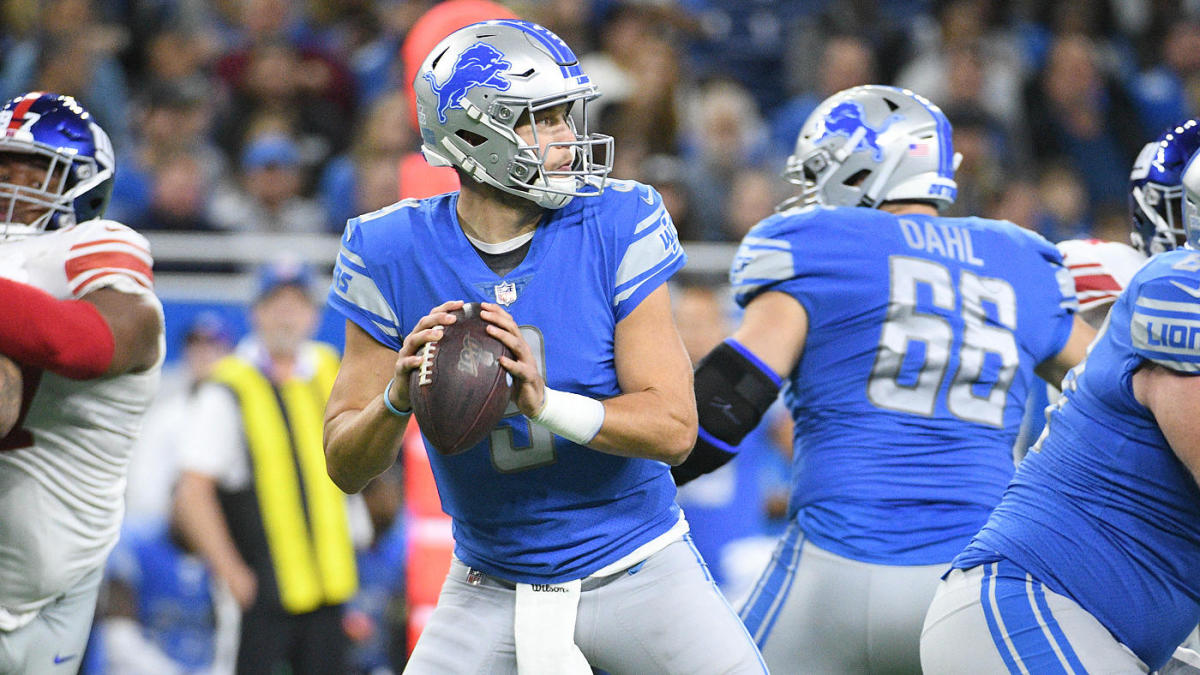 Matthew Stafford looking forward to Year 2 with Darrell Bevell, but do QBs really improve in Year 2 of new OC?