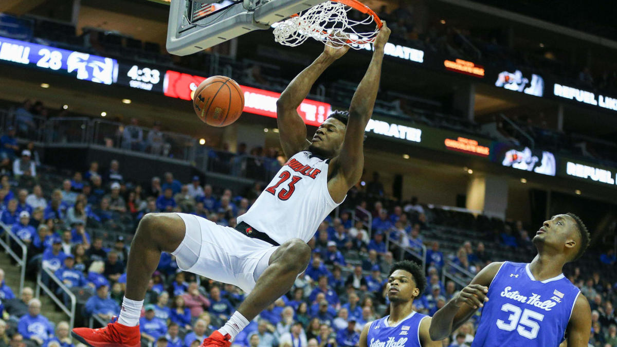 College Basketball Rankings Louisville Becomes Fourth Team