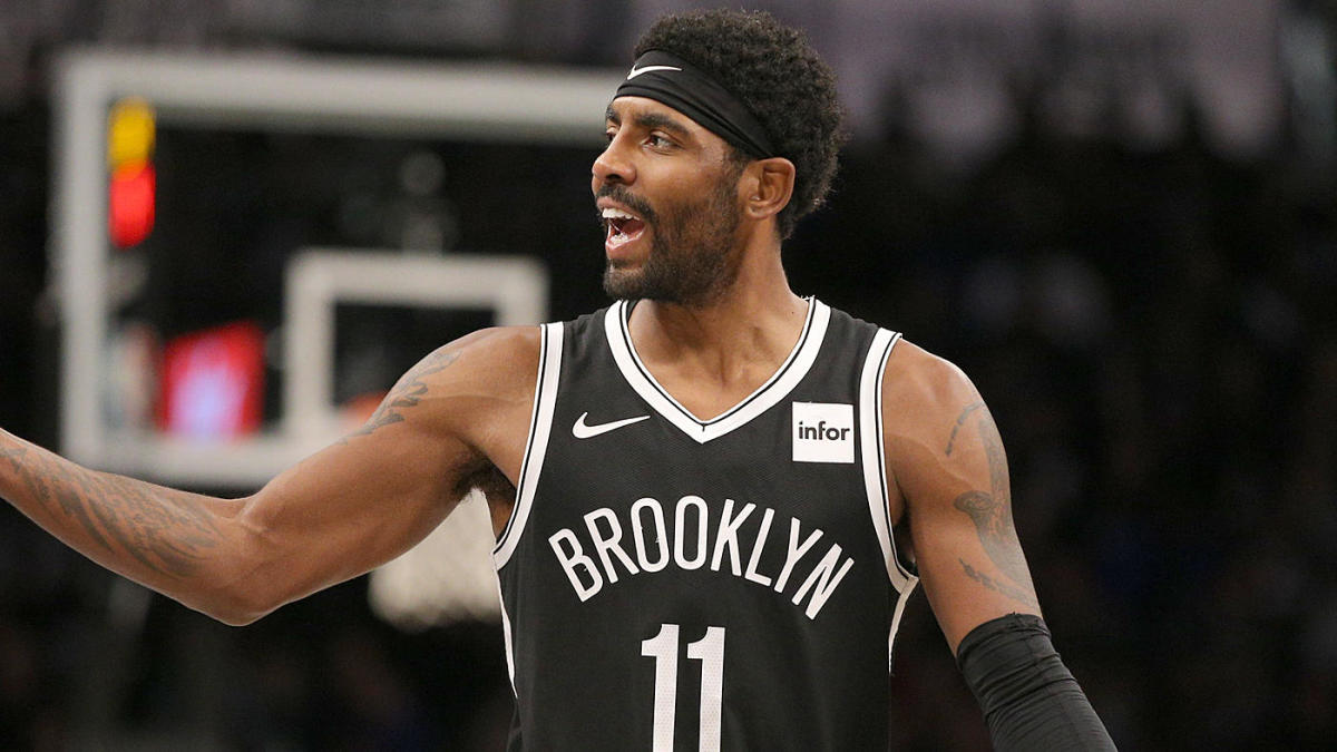 Kyrie Irving's mood swings reportedly a concern for Nets ...Kyrie Irving